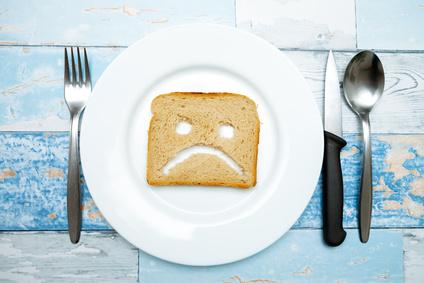 Appetitlosigkeit und plötzlicher Gewichtsverlust